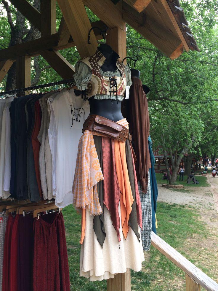 Renaissance Festival Shoppes - Ophelia's
