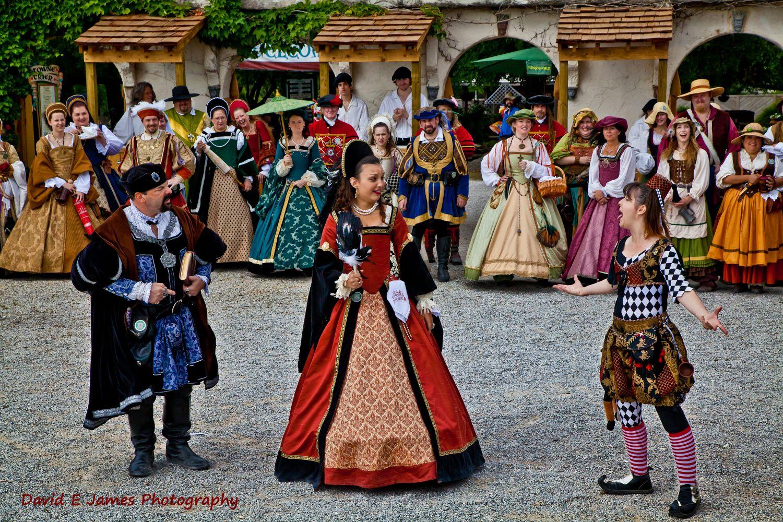 Renaissance Faire Clothing Store