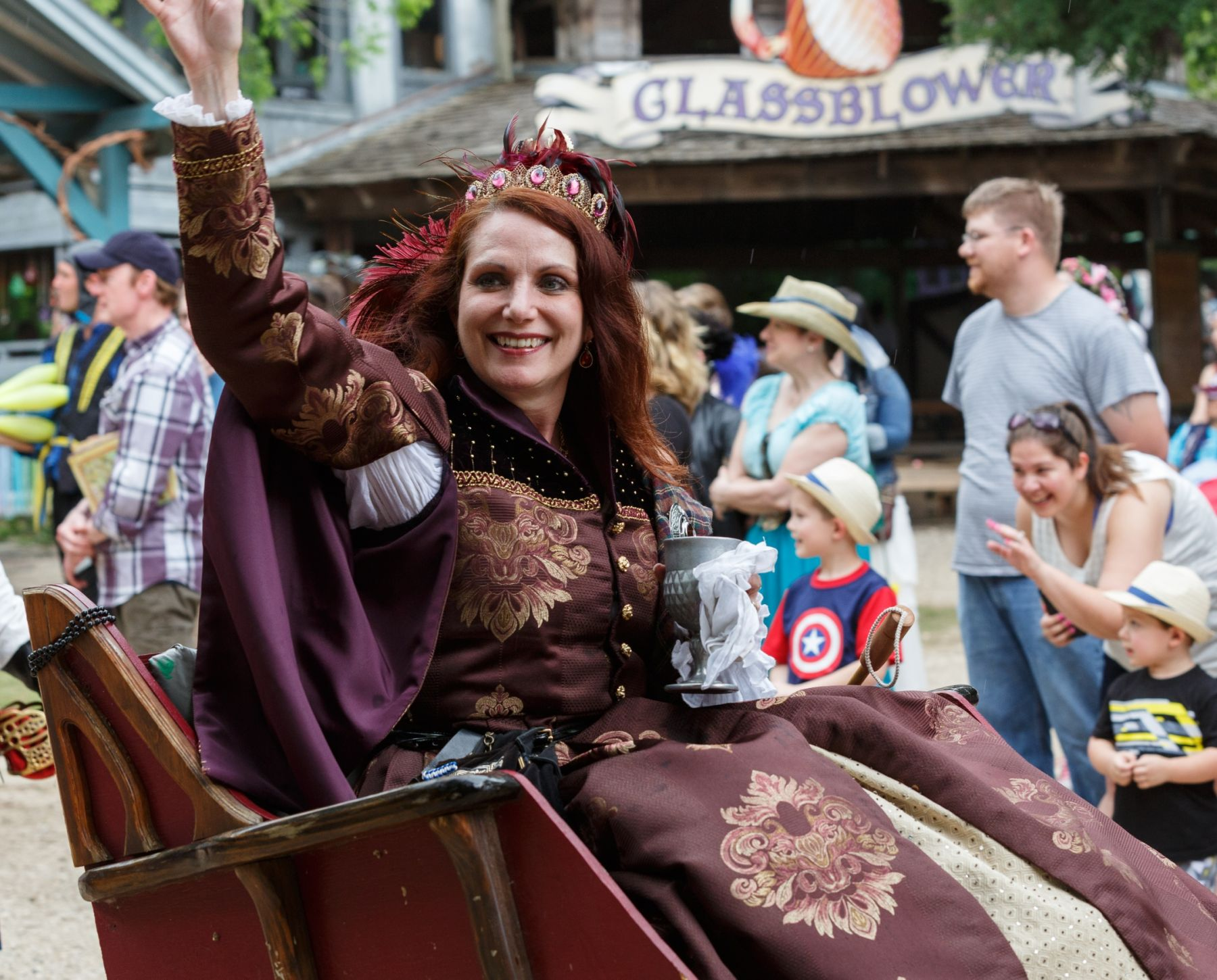 Renaissance Fairs: Learn More About The Scarborough Renaissance Festival