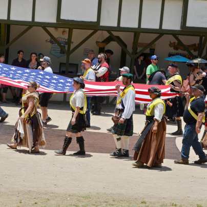 """Memorial Day Parade"" - Special Events Category Winner by Rebekah M."