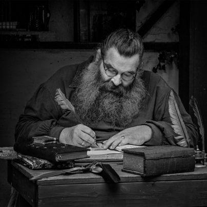 "Artisan/Crafts - ""The Author"" - Ken S."