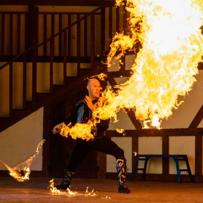 """Entertainment - """"Fire Whipped"""" - Duncan H."""