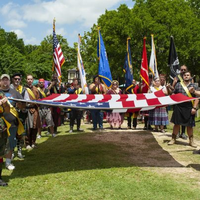 """Special Events -""""Memorial Day Color Guard""""- Bruce M."""